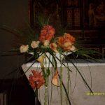 Blumenschmuck Kirche